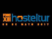 logotipo del 13 Foro Hosteltur