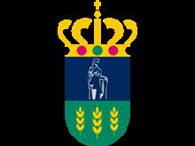 Escudo del Ayuntamiento de Villanueva de la Cañafa