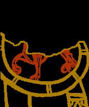 Logotipo de la Fundación Edades del Hombre