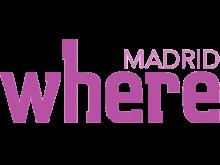 logotipo de Where Madrid