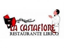 Composición sobre el logotipo del restaurante