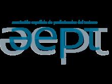logotipo de la AEPT