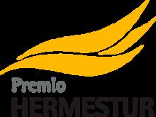 logotipo del premio Hermestur