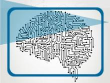 imagen genérica de opinión: cerebro de vectores
