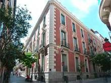 Edificio del palacio de la calle atocha, Foto: Luis García Zaqarbal